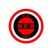 Image of Stickers Red Girls