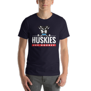 Image of Huskies Men's T-Shirt