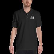 Image of Embroided Poloshirt