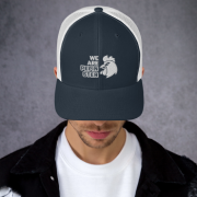 Image of Retro Trucker Hat