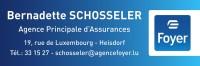 Bernadette SCHOSSELER Agence Principale d´Assurances FOYER