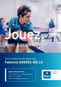 Agence Foyer Fabienne Goeres-Bello, Bertrange