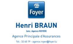 Henri BRAUN </br> Agence Principale