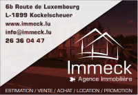 Agence immobilière Immeck