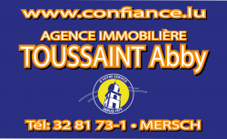 Agence immobiliere Toussaint Abby