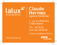 Agence LaLux Claude Hermes, Mamer