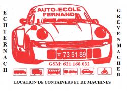 Auto Ecole Fernand