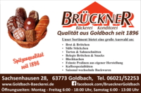 Bäckerei Konditorei Brückner