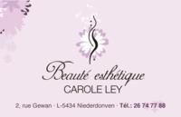 Beauté-Esthétique CAROLE LEY / Niederdonven