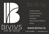 Bivius - eat & sleep
