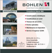 Bohlen - constructions métalliques