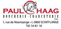 Boucherie - Charcuterie Paul Haag