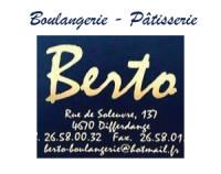Boulangerie Pâtisserie Berto