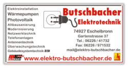 Butschbacher Elektrotechnik