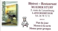 Café RUEDER STUFF / Roodt-Syre