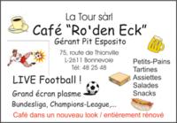 CAFE UM ROUDEN ECK