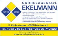 Carrelages Ekelmann