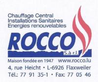Chauffage ROCCO / Flaxweiler