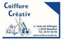 Coiffure Créativ