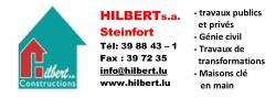 Constructions HILBERT
