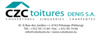 CZC TOITURES DENIS S.A.