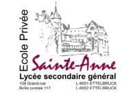Ecole Privée Sainte-Anne
