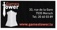 GAMES Tower