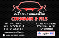 Garage Cormann & fils