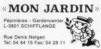 Gardencenter Mon Jardin