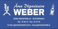 Gedrénksbuttek Weber