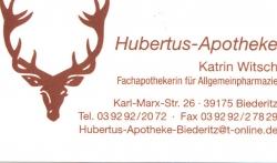 Hubertus Apotheke Biederitz