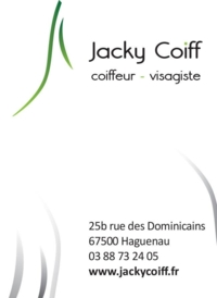 JACKY COIFF