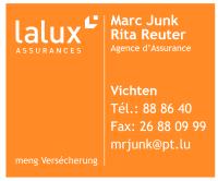 LALUX Assurances Marc JUNK
