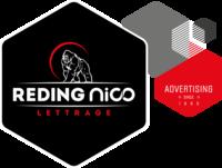 Lettrage Nico Reding