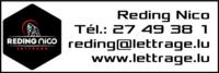 Lettrage Reding Nico s. à r.l.