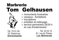 Marberie Tom Gelhausen