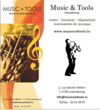 Music & Tools
