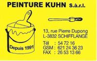 Peinture Kuhn