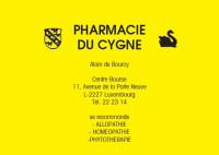 Pharamcie du Cygne