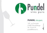 PUNDEL VINS PURS / Wormeldange