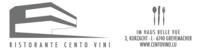 Restaurant Cento Vini