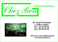 Restaurant Chez Ben