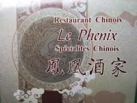 Restaurant chinois le Phenix