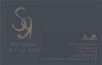 Restaurant-Pizzeria Stella Rosa