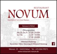Restautant Novum