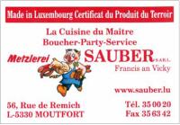 Boucherie Sauber