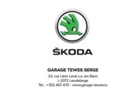 GARAGE SERGE TEWES