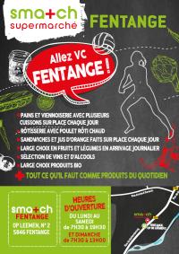 smatch Fentange (Courtheoux S.A.)