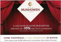 Vinothèques Le Chai