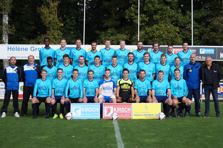Alliance Aischdall Seniors Teamphoto